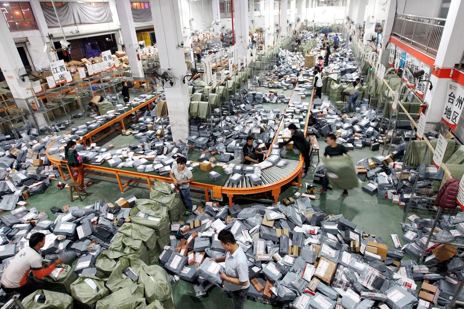 Kehebatan Dunia E-Commerce: 342 Triliun Rupiah dalam Sehari!