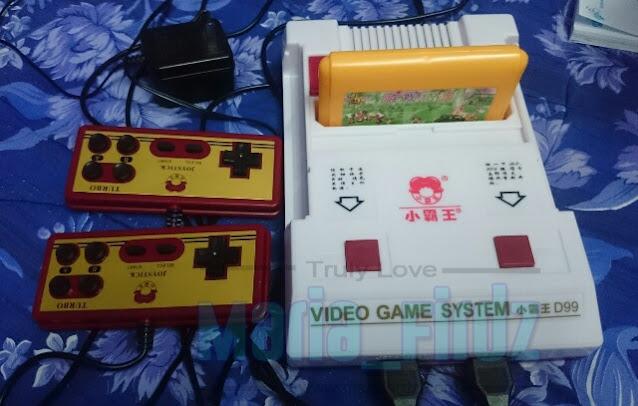 retro game