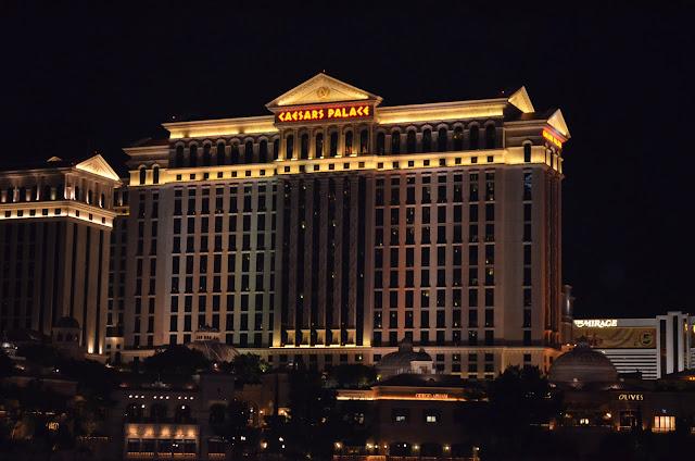 Caesars Palace Hotel.