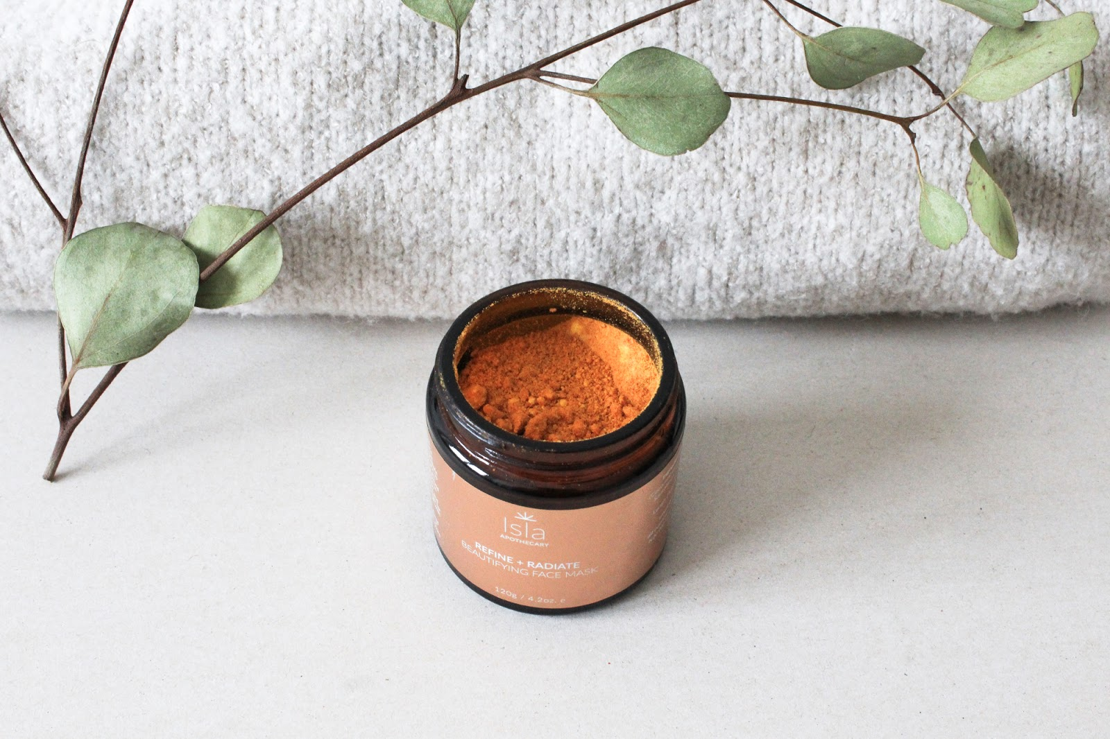 Isla Apothecary Refine + Radiate Beautifying Mask