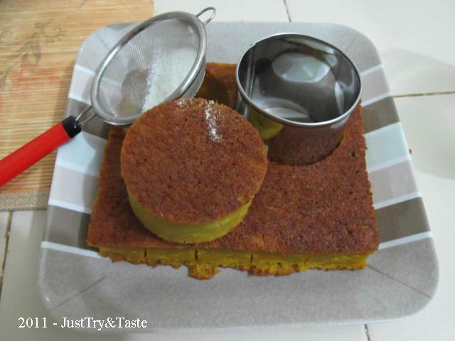 Resep Cake Tiramisu Jtt: Just Try & Taste