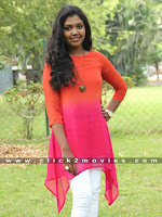 Actress Riythvika Latest Photo Collection
