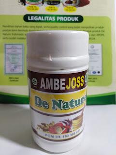 OBAT KAPSUL AMBEJOSS DE NATURE