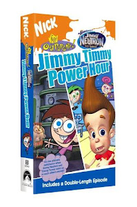 The Jimmy Timmy Power Hour Poster