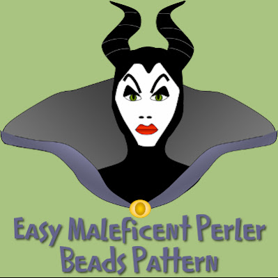 Sorceress Evil Fairy Witch Maleficent from Sleeping Beauty
