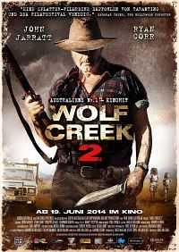 Wolf Creek 2 (2013) Hindi English Hollywood Movie Download 300mb Bluray