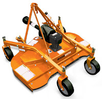 Woods RDC54 Rear Mount Mower