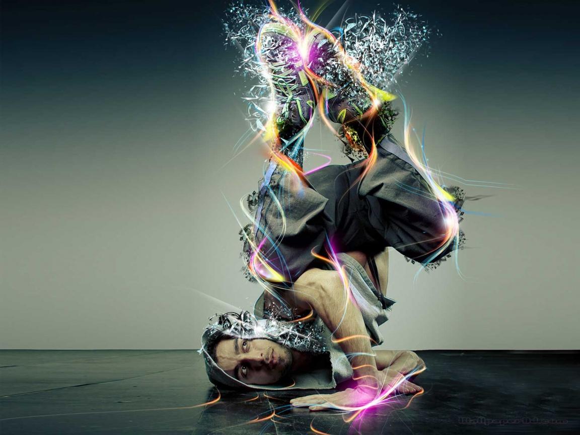 3d Dance Wallpapers For Desktop Hd 500x500 3d Dance: Fantasy 3D Music Wallpaper