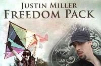 FREEDOM PACK ALAT SULAP RAHASIA CARA TRIK DUS KOTAK KARTU REMI OLEH JUSTIN MILLER