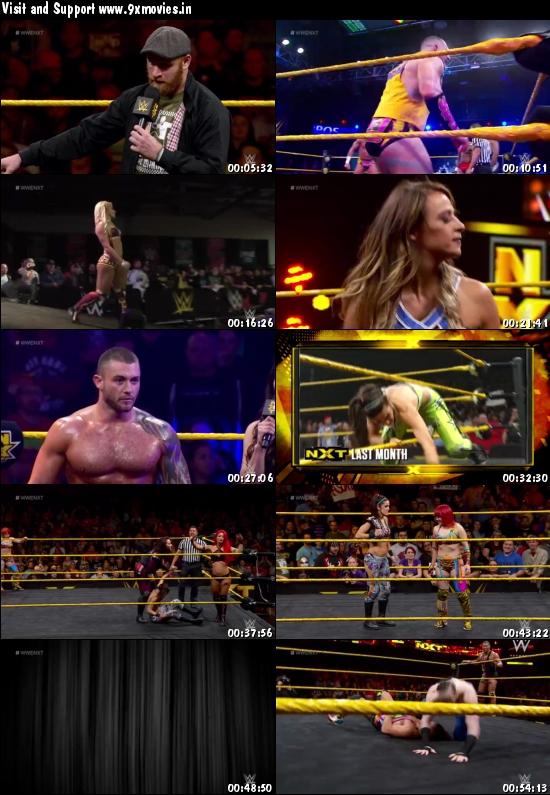 WWE NXT 16 March 2016 WEBRip 480p