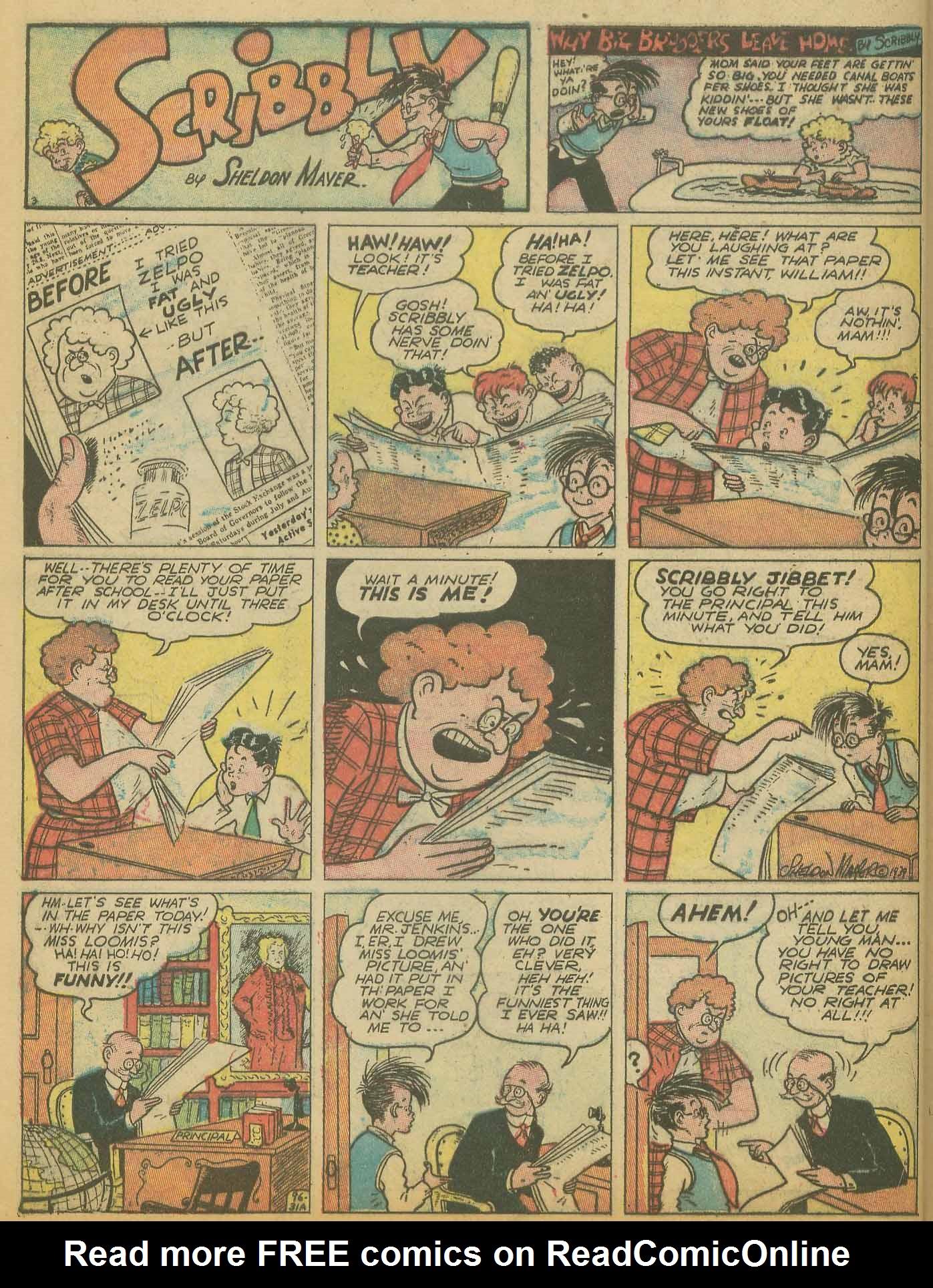 Read online All-American Comics (1939) comic -  Issue #8 - 50