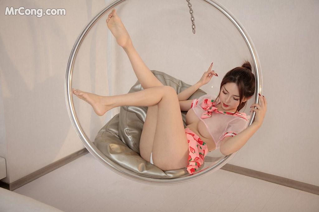UGIRLS U424: Mei Ti (美替) (65 ảnh)