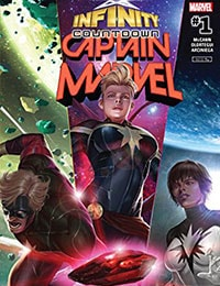 Infinity Countdown: Captain Marvel