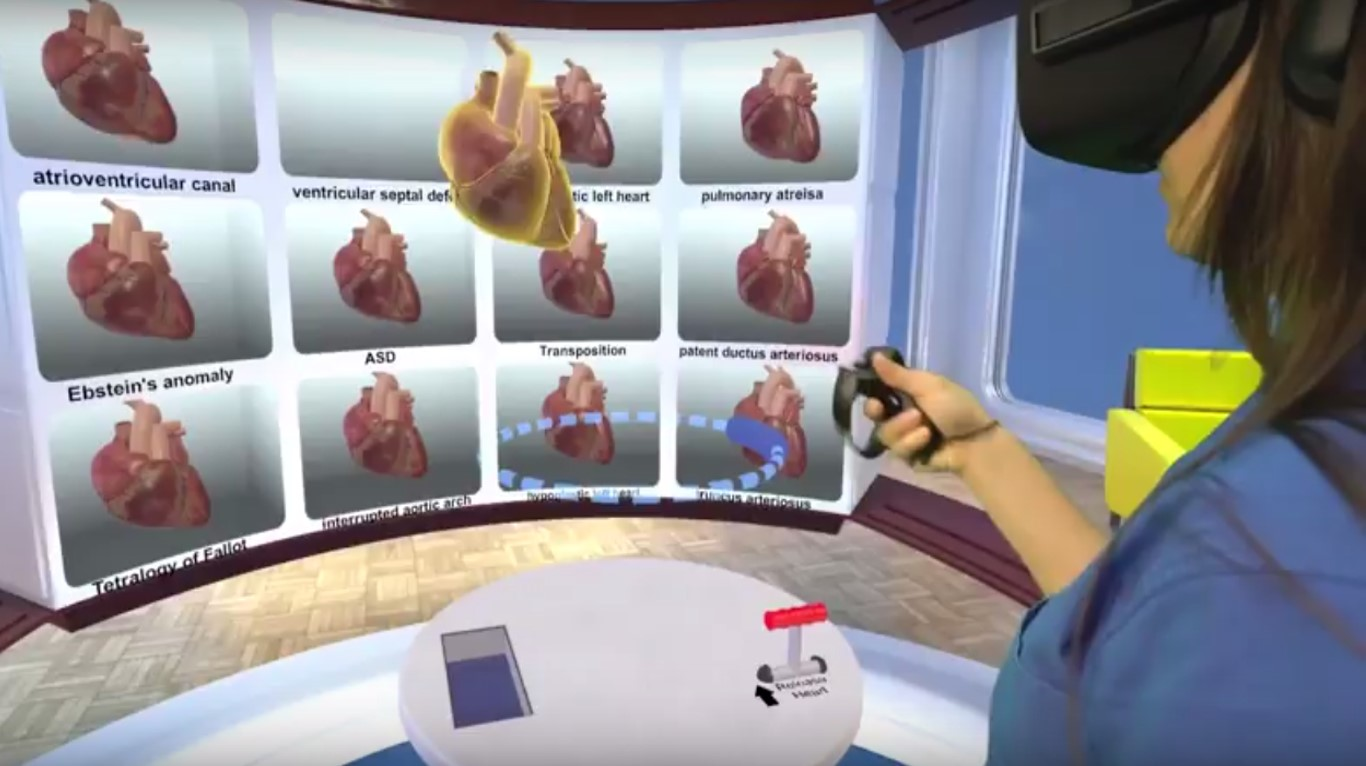 Stanford Medicine Pioneering Use Of VR For Patient Engagement