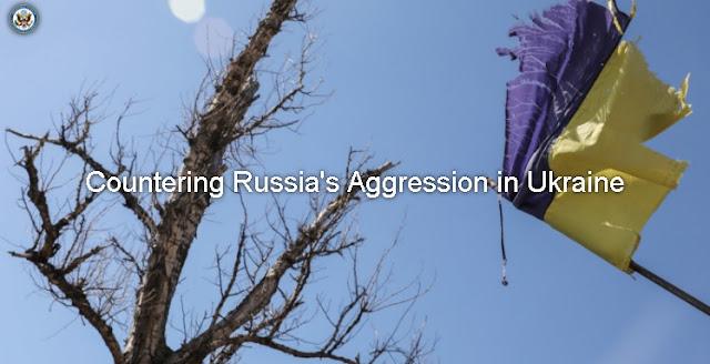 Kurt Volker, Reprezentantul Special al Departamentului de Stat al SUA pentru Ucraina, a prezentat un site web despre agresiunea Rusiei în Ucraina