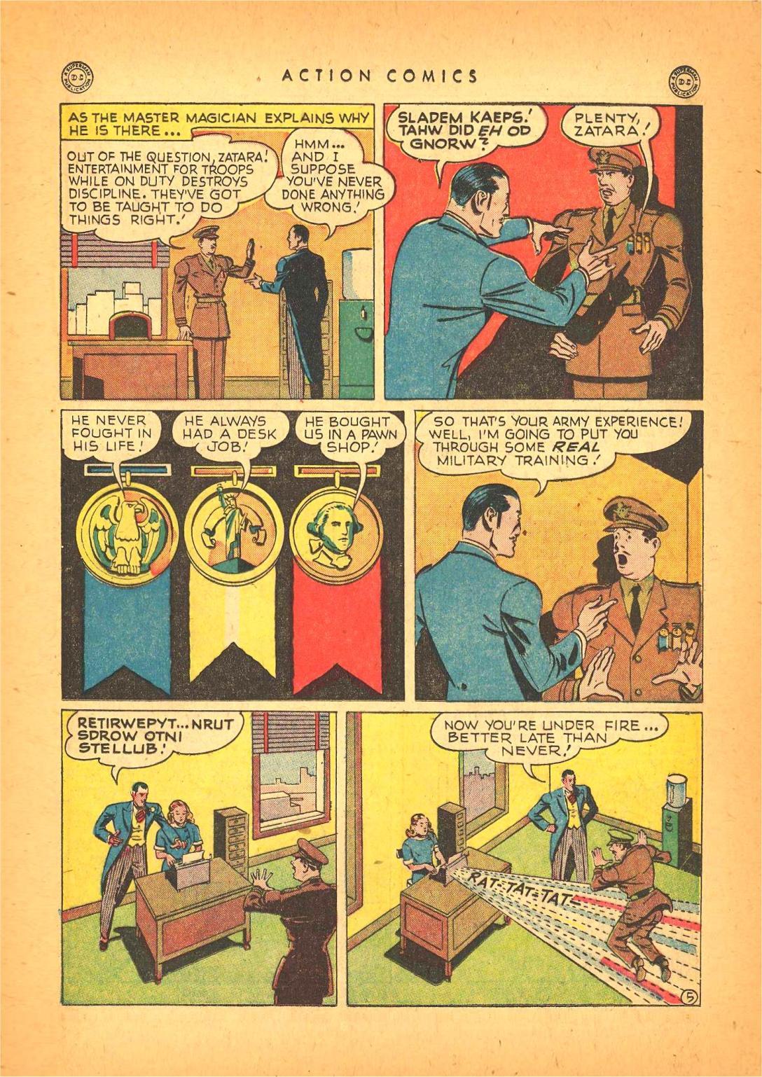 Action Comics (1938) 130 Page 35