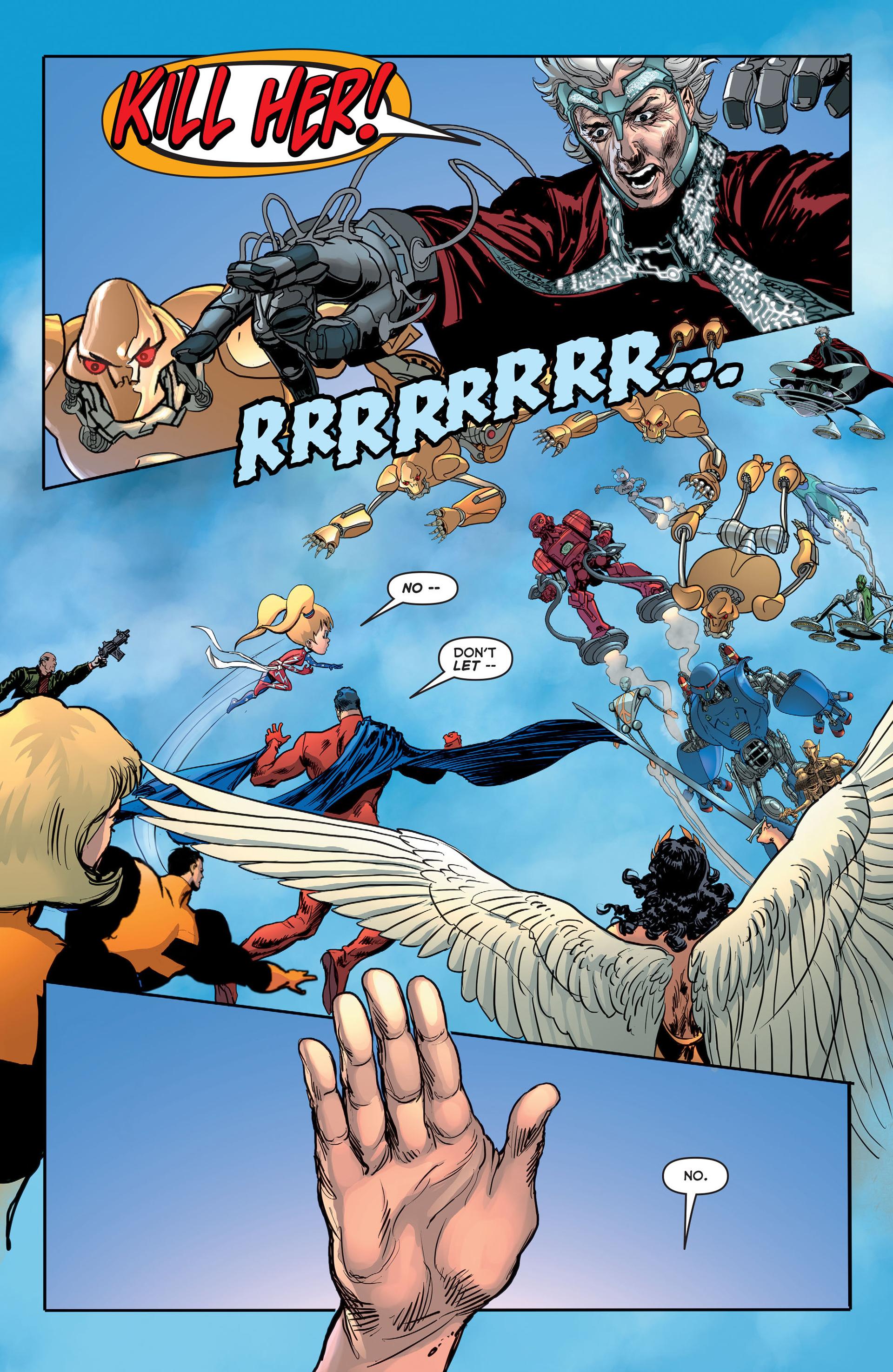 Read online Astro City comic -  Issue #15 - 19