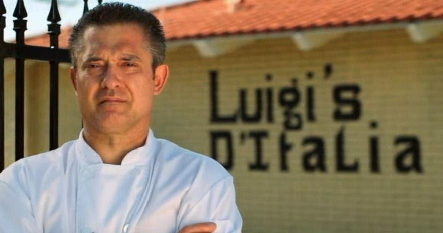 Kitchen Nightmares Luigi S D Italia Open Reality Tv