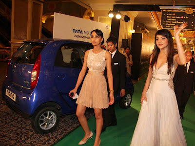Anushka Sharma at International Indian Film Academy Awards
