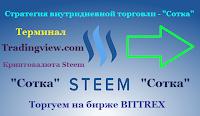 """Steem и Doge - стратегия торговли (""""Сотка"""")"""