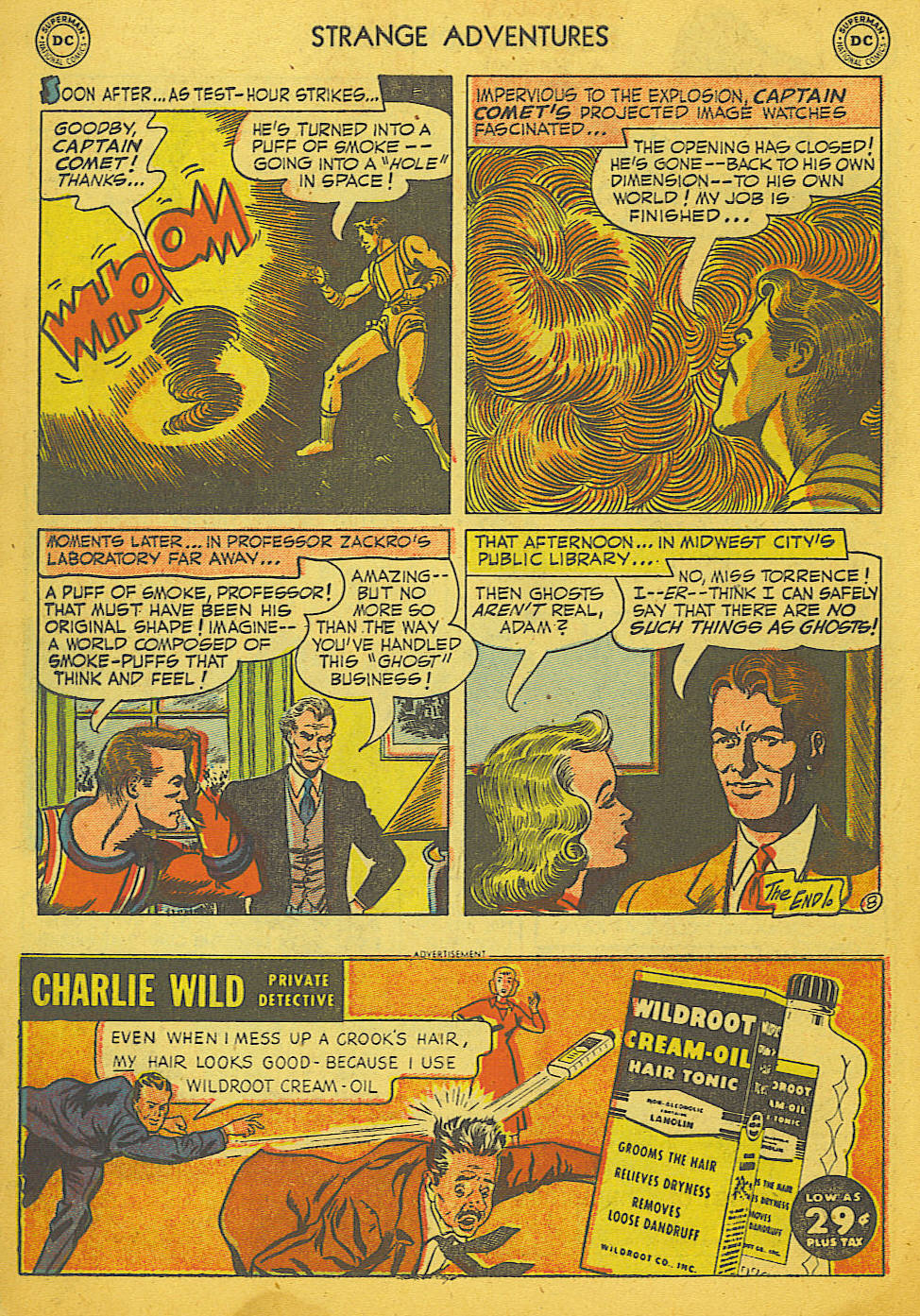 Strange Adventures (1950) issue 16 - Page 10