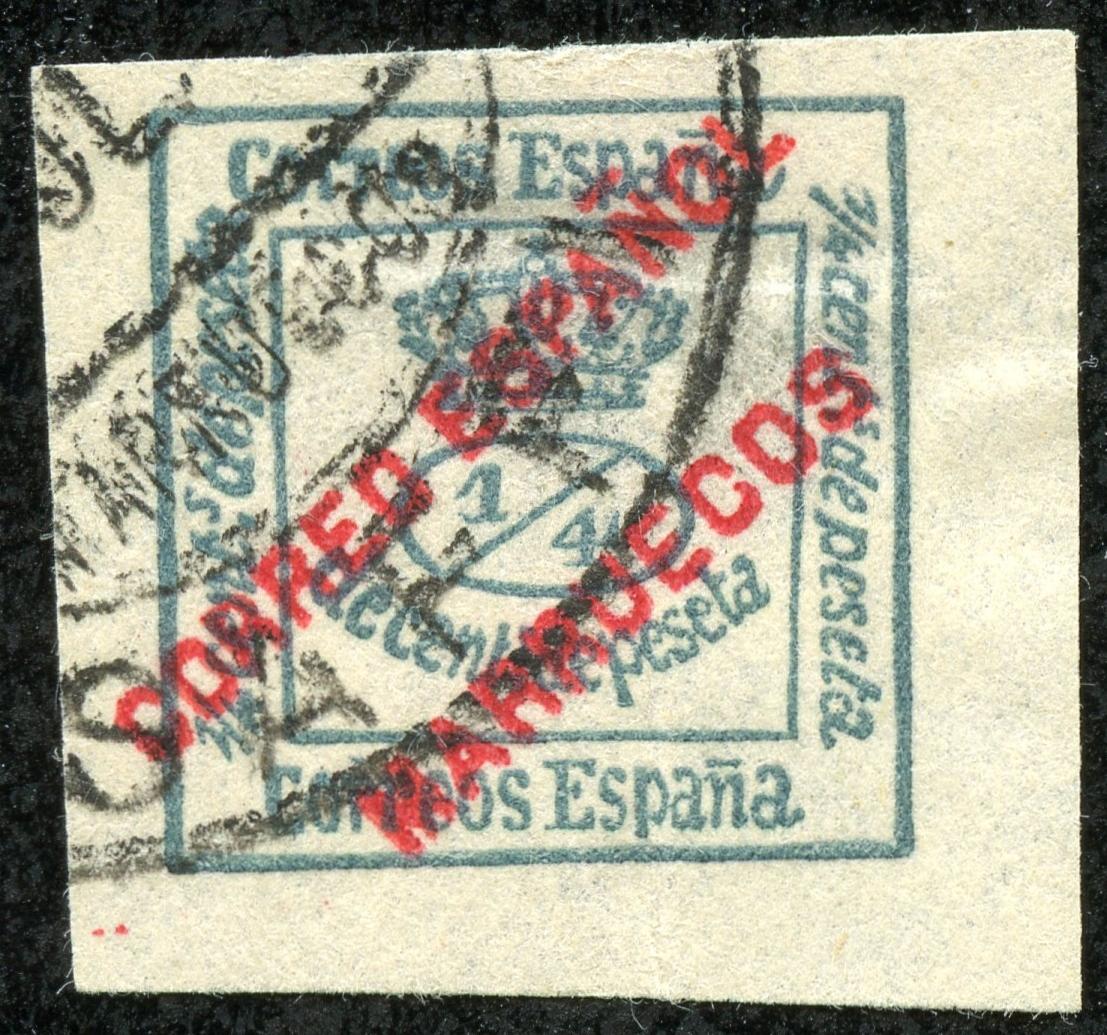 Big Blue 1840-1940: Spanish Morocco