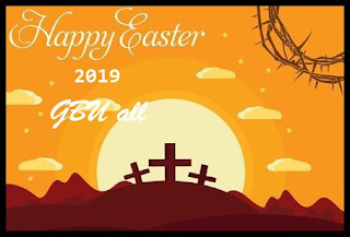 25 Gambar dan Ucapan Selamat Hari Paskah Kristen terbaru 2019
