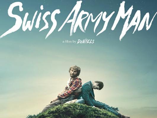 A24 se hace con los derechos de distribución global de 'Swiss Army Man'