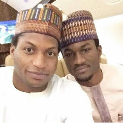 Photos: Son of Aisha Buhari