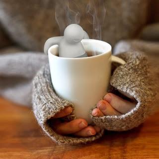 Iata unde gasesti infuzor pentru ceai in forma de omulet