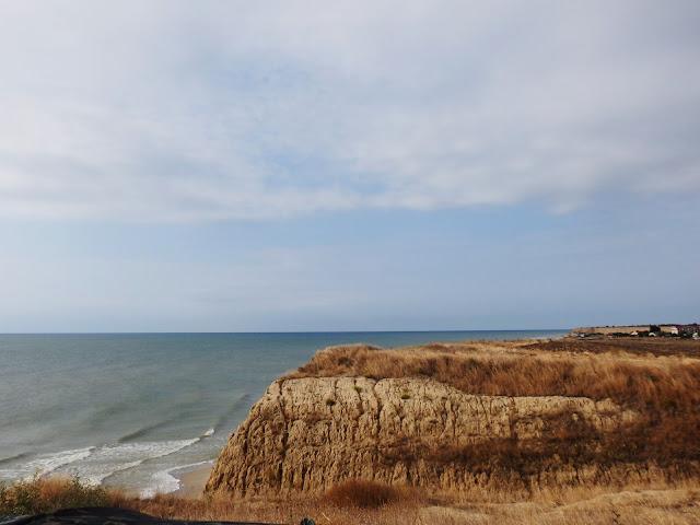 Wybrzeże Ukrainy, okolice Zatoki