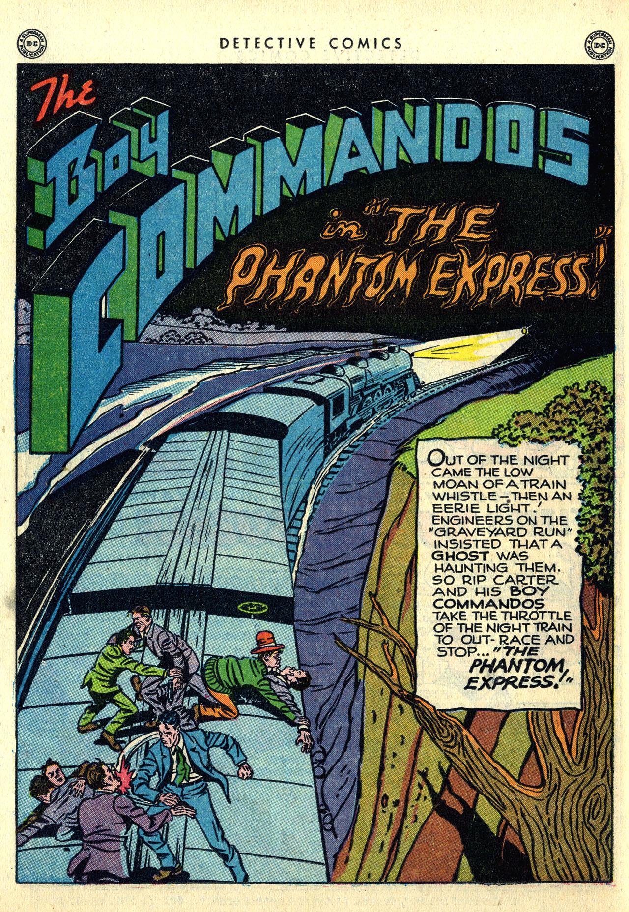 Read online Detective Comics (1937) comic -  Issue #121 - 38