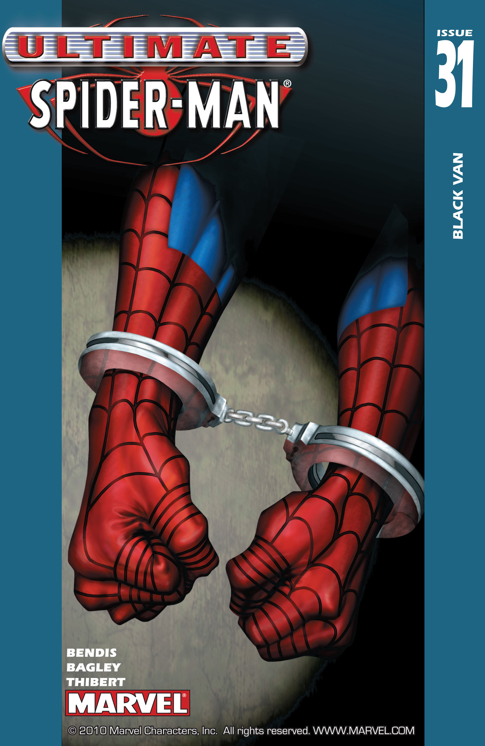 Ultimate Spider-Man (2000) 31 Page 1