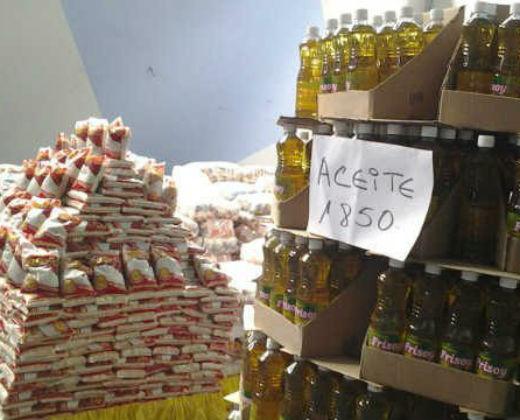 Productos importados son vendidos en varias zonas de Caracas