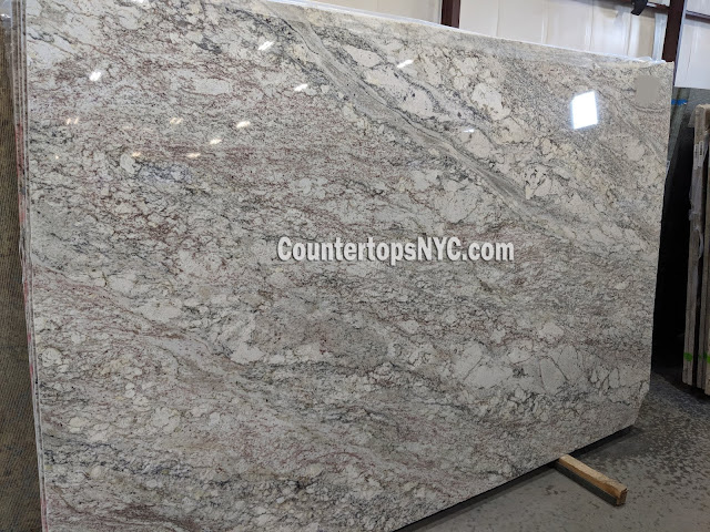 African Rainbow Stone Granite Slab NYC