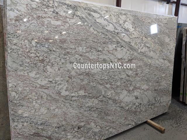African Rainbow Stone Granite Slab NYC