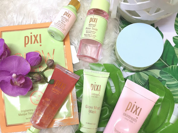 Pixi skincare products* - what you need to try