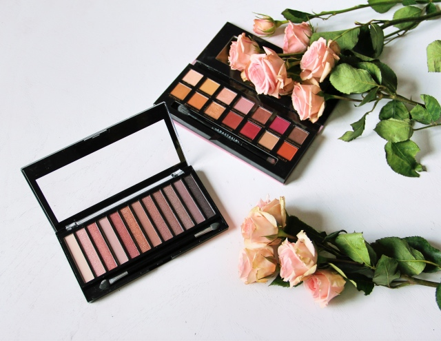 makeup revolution iconic 3 redemption naked 3 dupe pink eyeshadow palette anastasia beverly hills modern renaissance