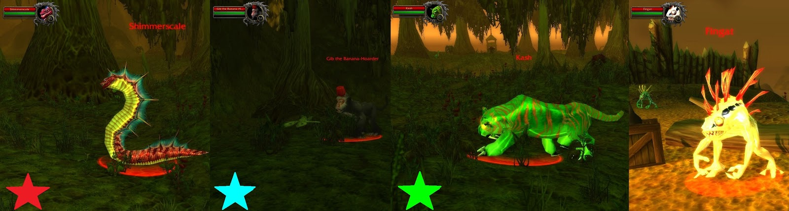 WoW Rare Spawns: Swamp of Sorrows Rare Spawns - Including
