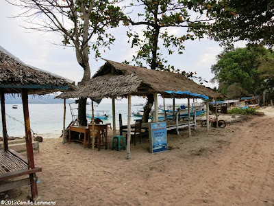 Check in Gili Air