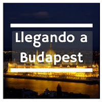 Post llegando a budapest