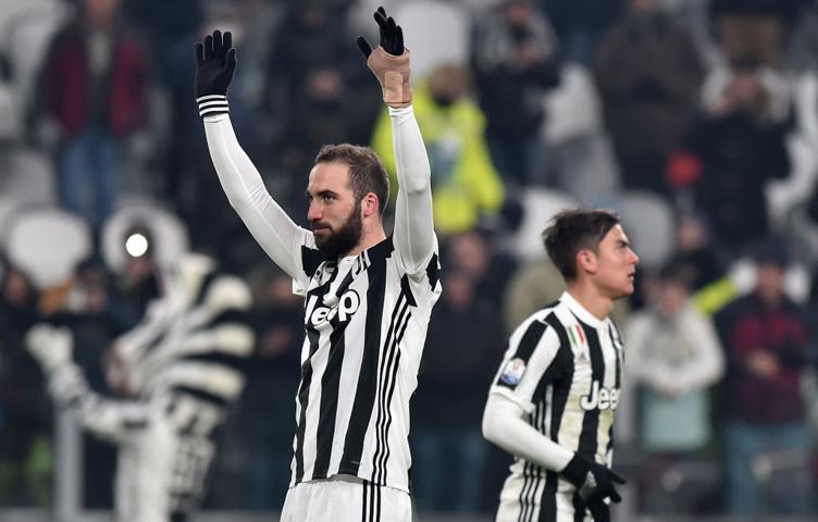 """Higuain: """"Genoa nije ništa napravila ispred našeg gola"""""""