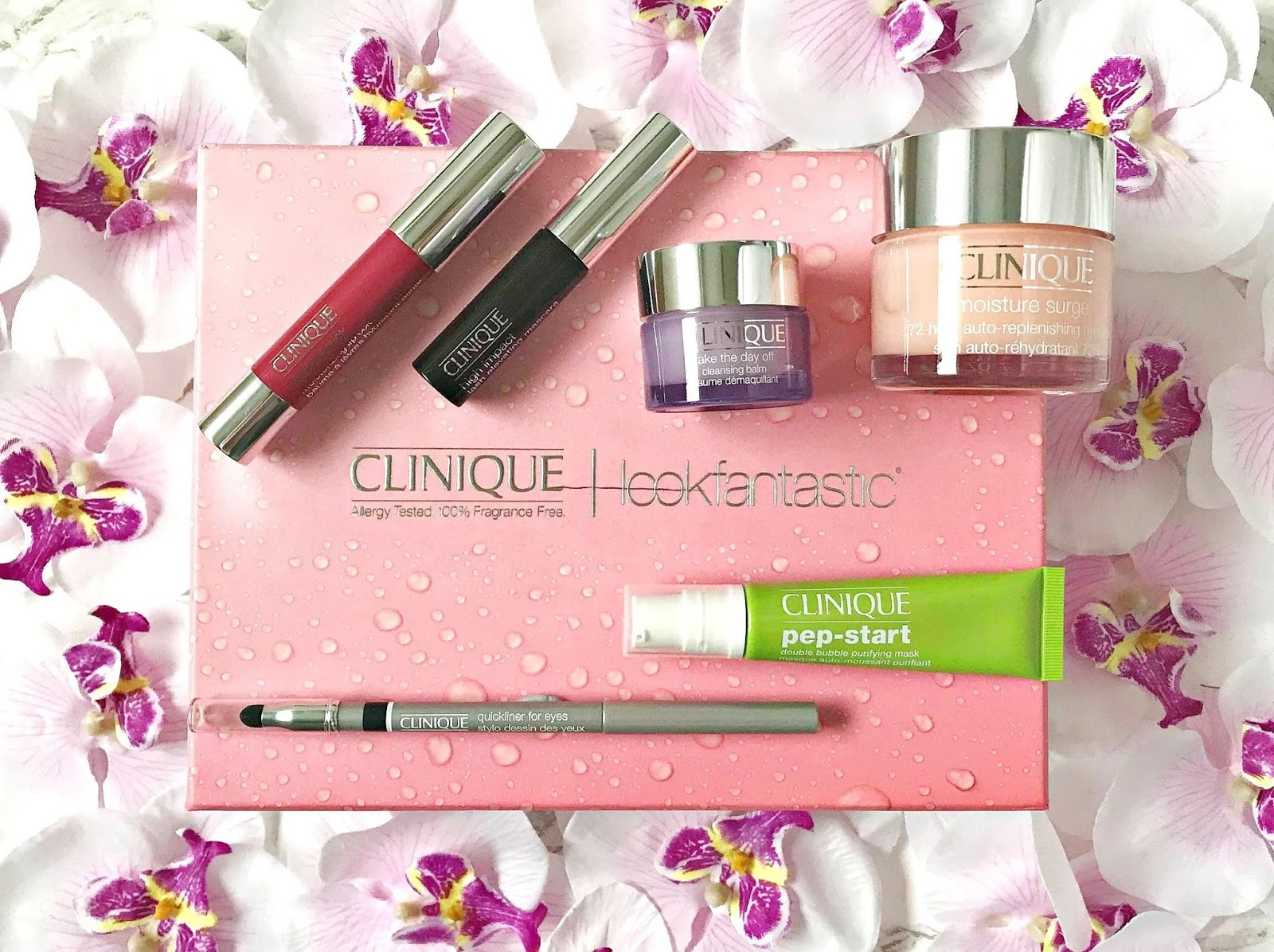 #lfxclinique, Lookfantastic x Clinique Limited Edition Beauty Box