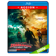 El último Sharknado: Ya era hora (2018) BRRip 1080p Audio Dual Latino-Ingles