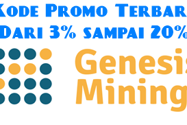 Coupon Code and Voucher Genesis 2019, Discount Up to 20%