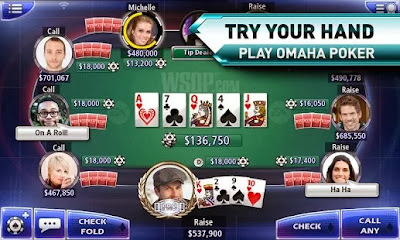 the Most Authentic Poker Game on Google Play World Series of Poker v1.9.0 APK