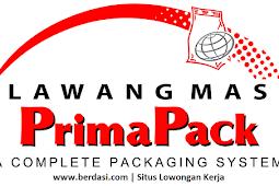 Lowongan Kerja Staff Accounting PT Lawangmas Primapack Indonesia
