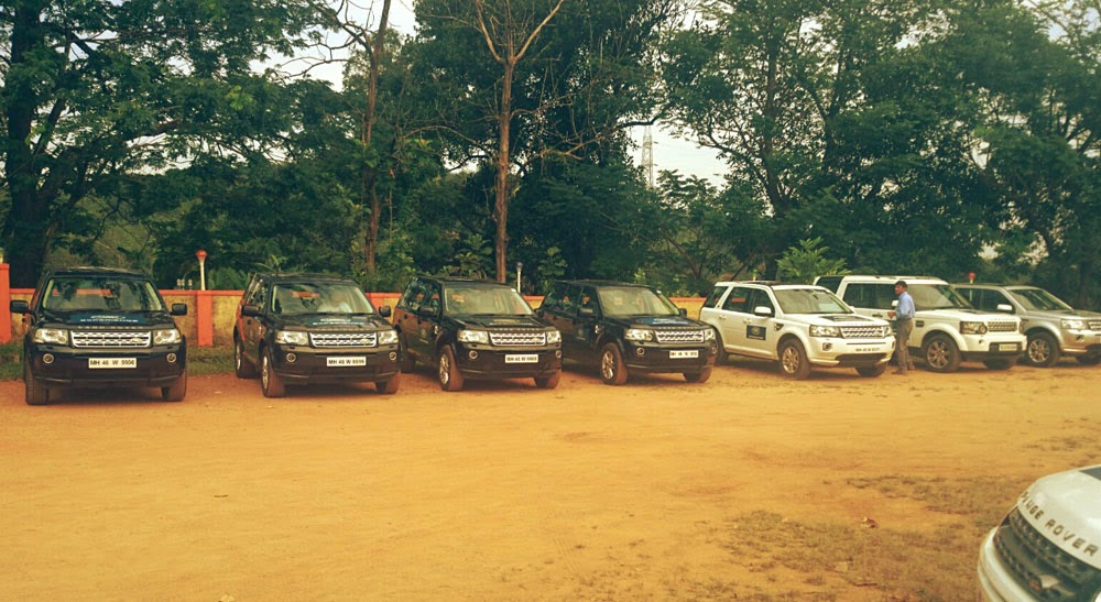 Godyears Kerala #LandRoverExperience