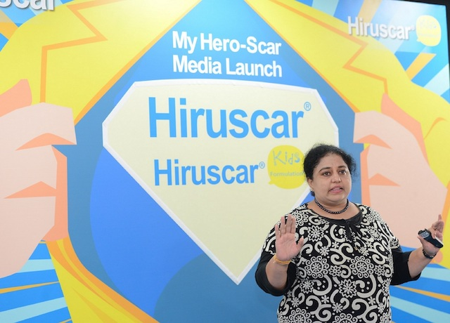 My Hero-Scar Media Launch