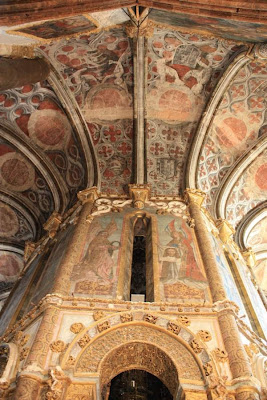 Round church of the Convent of Christ in Tomar